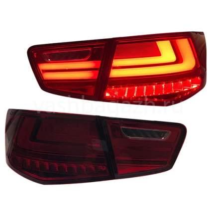 Задние фонари Киа Церато 2 2009-2013 модель №6, светодиодные MF-TL-000462