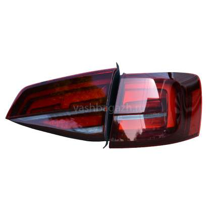 Задние фонари Фольксваген Джетта 6 2015-2019 модель №1, комплект:Л+П, арт:MF-TL-000434