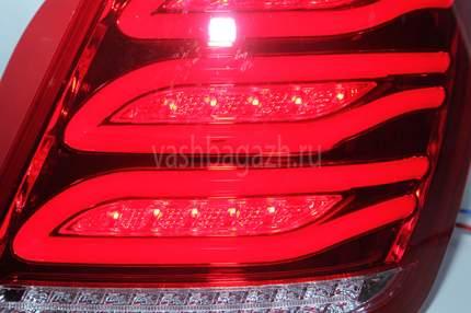 Задние фонари Шевроле Лачетти седан 2004-2013 модель №2, арт:MF-TL-000342