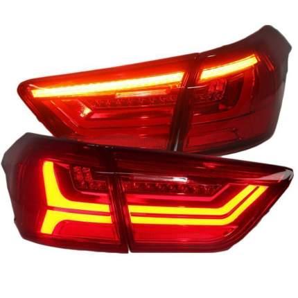 Задние фонари Хендай Крета 2016-2020 модель №2,  MF-TL-000381