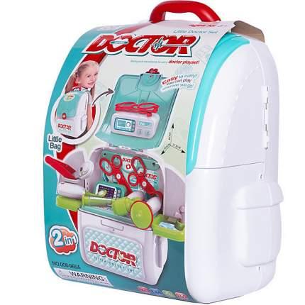 Ранец-трансформер Junfa toys Маленький доктор