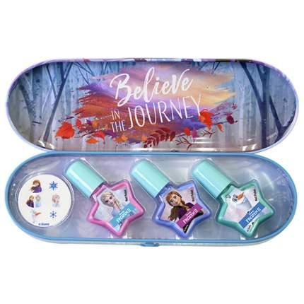 Игровой набор детской декоративной косметики Markwins Frozen Холодное сердце 2, в пенале