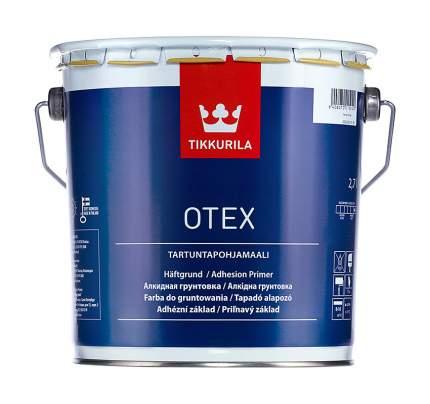 Грунт Tikkurila Otex алкидный адгезионный база А 2,7 л