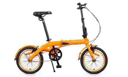 Велосипед Shulz Hopper  (2021) (One size) Orange