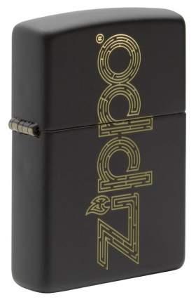 Зажигалка Black Matte ZIPPO 49598