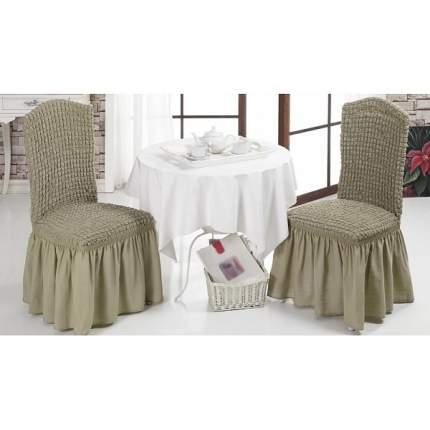Набор из 2 чехлов для стульев 1906/CHAR