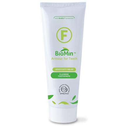 Зубная паста BioMin F Toothpaste с фтором