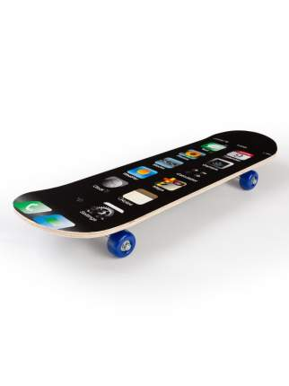 Скейтборд SXRIDE JST71 Smartphone PVC, 71х20х8,5 см JST71PVC02