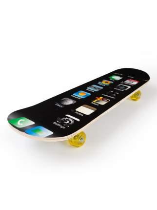 Скейтборд SXRIDE JST71 Smartphone PU, 71х20х8,5 см JST71PU02