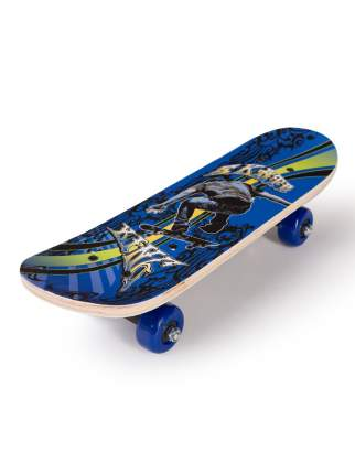 Скейтборд SXRIDE JST43 Skate King PVC, 43х13х8,5 см JST43PVC01