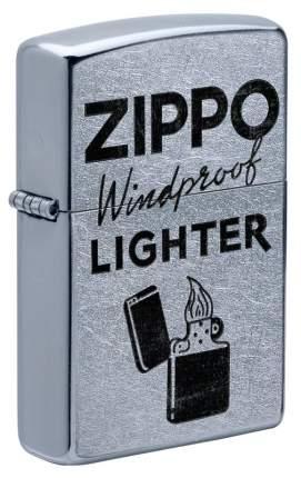 Зажигалка Street Chrome™ ZIPPO 49592