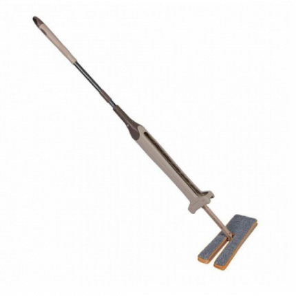 Самоотжимающаяся швабра лентяйка Switch N Clean (Бежевая) 00000141455
