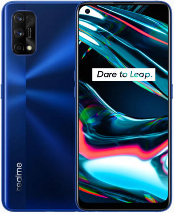 Смартфон Realme 7 Pro 8+128GB Mirror Blue (RMX2170)