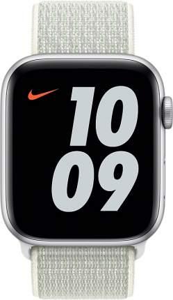 Ремешок Apple для смарт-часов Apple Watch 44mm Spruce Aura Nike Sport Loop (MGQJ3ZM/A)