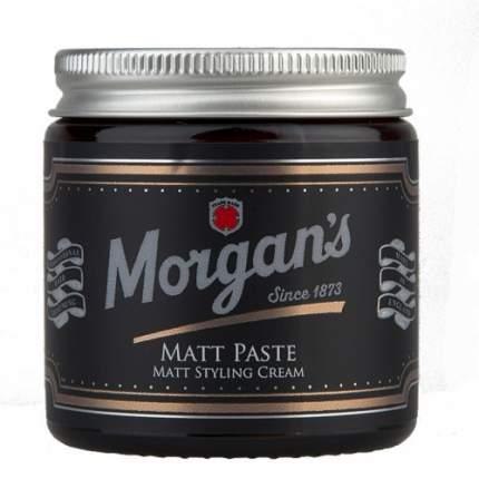 Матовая паста Morgan's для укладки волос 120 мл