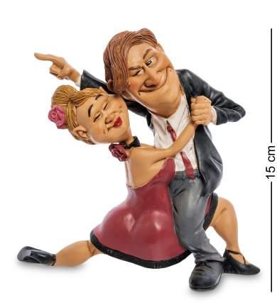 "Статуэтка ""Танцующая пара"" The Comical World of Warren Stratford RV-657"