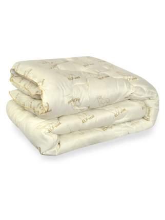Одеяло ЭЛЬФ из овечьей шерсти теплое 2-спальное