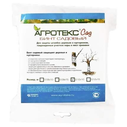 Укрывной материал бинт садовый Агротекс 1000 х 12 см