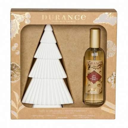 Набор Durance Holly (спрей Room Spray 100мл + керамическое дерево) падуб
