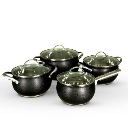 Набор посуды POMI DORO, Santa, 8 предметов