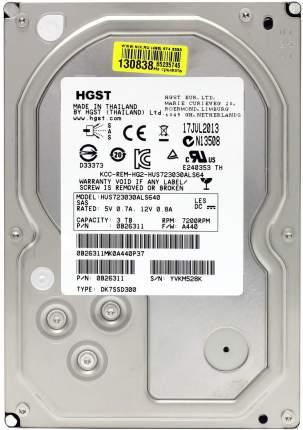 Внутренний HDD диск HGST Ultrastar 7K3000 3Tb HUS723030ALS640