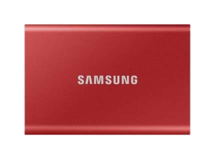 Внешний диск SSD Samsung T7 500GB MU-PC500R
