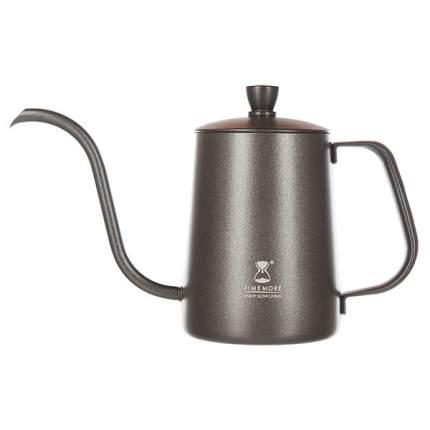 Чайник для заваривания кофе Timemore Fish03, 600 мл., нержавеющая сталь