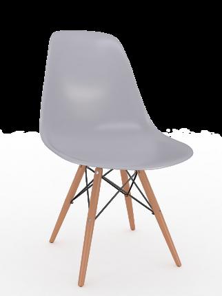 Стул Loftyhome Acacia Grey XH-8056PP-G