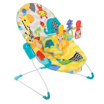 Шезлонг детский PITUSO ALLEGRO с вибрацией и звуком
