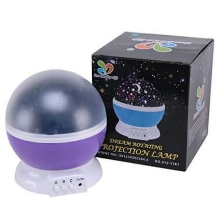 Ночник проектор Sky Star Master Фиолетовый