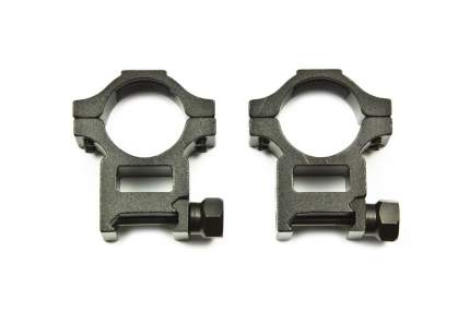 Кольца Marcool для прицела 25мм средние на RIS-планку (HY3356)