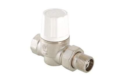 """Клапан для термоголовки прямой 1/2"""" увеличенный проход (8/96) Valtec VT.034.N.04"""