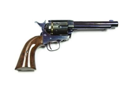 Револьвер WinGun Colt Peacemaker Gunmetal version CO2 (CP137BU)