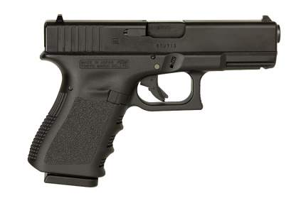 Пистолет Tokyo Marui Glock 19 gen.3 GGBB (TM4952839142887)