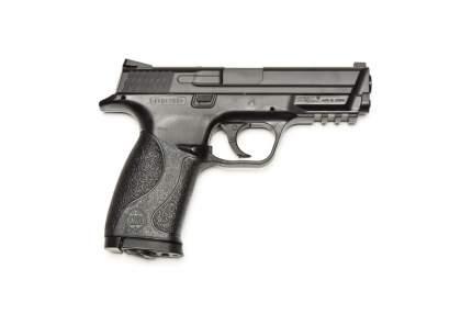 Пистолет KWC Smith&Wesson M&P 9 CO2 GNBB (KC-48HN)