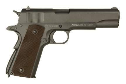 Пистолет KWC Colt 1911A1 CO2 GBB (KCB-76AHN)