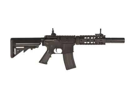 Карабин Cyma M4 CQB with silencer ABS (CM513)