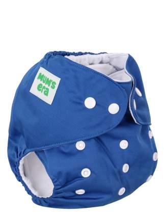 Подгузник детский многоразовый Mum's Era синий со вкладышем