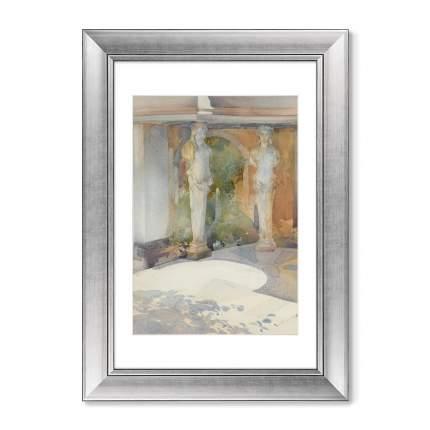Репродукция Диптих THE TEMPLE OF DIANE, 1913г. (из 2-х картин)