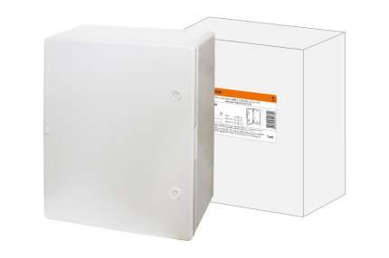 Бокс пластиковый TDM ELECTRIC ЩМП-0-3, ABS, IP65 SQ0932-0103