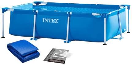 Каркасный бассейн Intex Small Frame 28270 220x150x60 см