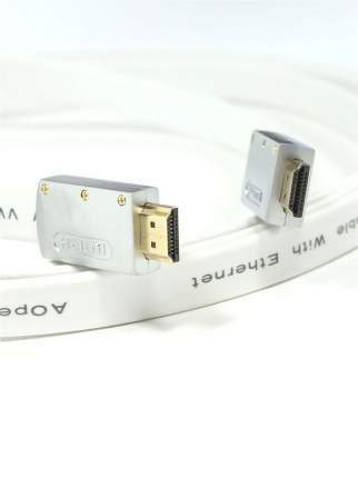Кабель Aopen HDMI - HDMI 3м White