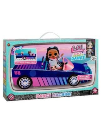Игровой набор с куклой L.O.L. Surprise! - Кабриолет c Бассейном 577409