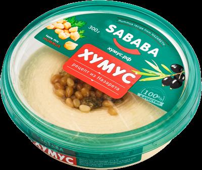 Хумус Sababa Рецепт из Назарета 150 г