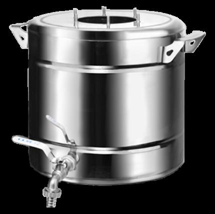 """Перегонный куб """"Феникс"""" на 40 литров (встроенный ТЭН)"""