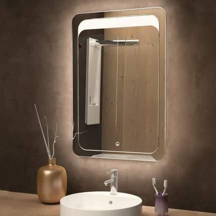"""Зеркало MIXLINE """"Дино"""" 550*800 (ШВ) сенсорный выключатель, светодиодная подсветка"""