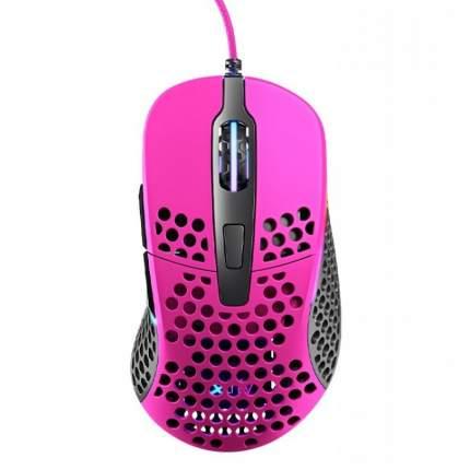 Игровая мышь Xtrfy M4 c RGB, Pink
