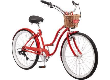 "Велосипед Schwinn Mikko 7 2020 18"" красный"