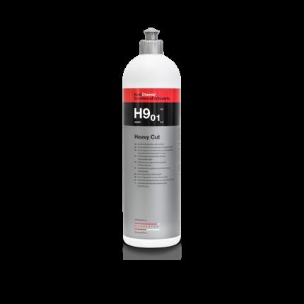 Абразивная полировальная паста для твёрдых лаков HEAVY CUT H9.01 (1 л)