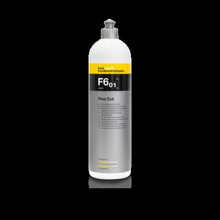 Мелкозернистая абразивная полировальная паста FINE CUT F6.01 (1 л)
